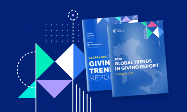ONLINE IL Global Trends in Giving 2020: Focus Italia